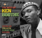 Ken Boothe - The Best Of Ken Boothe (Trojan) 2xCD